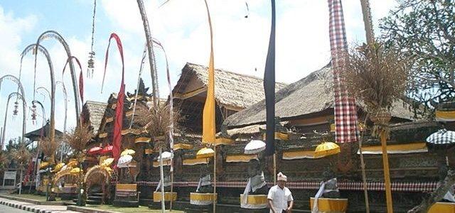 Puseh Temple. Batuan Village img