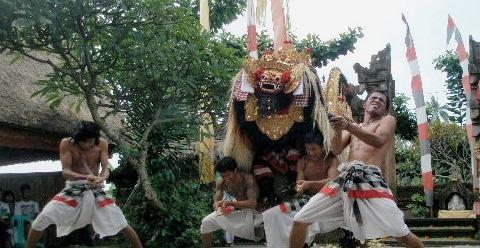 Barong Dance img
