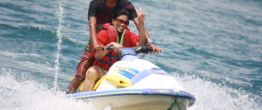 South Beach, Watersport and Uluwatu Sunset Tour